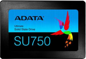 Накопитель SSD ADATA Ultimate SU750 ASU750SS-256GT-C 256 Гб