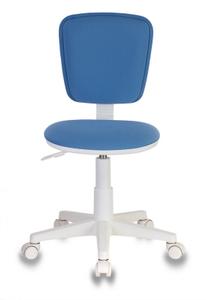 Кресло офисное Бюрократ CH-W204NX голубой