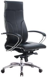 Кресло офисное Samurai Lux коричневый