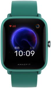 Смарт-часы Amazfit Bip U зеленый