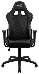 Кресло игровое AeroCool AC110 AIR черный