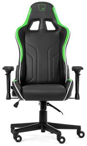 Кресло игровое WARP XN-BGN черный
