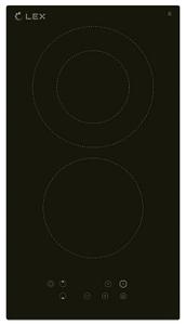 Электрическая варочная поверхность LEX EVH 321 BL черный