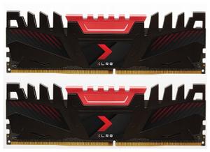 Оперативная память PNY XLR8 [MD32GK2D4320016XR] 32 Гб DDR4