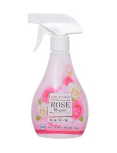 Освежитель и ароматизатор для одежды и белья с ароматом розы 380 мл Gel Corporation