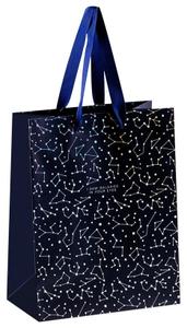 """Пакет подарочный 18*23*10см MESHU """"Galaxy"""", отд. фольгой, матовая ламинация"""