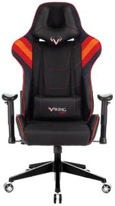 Кресло игровое Бюрократ VIKING 4 AERO черный