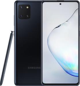 Смартфон Samsung Galaxy Note 10 Lite 128 Гб черный