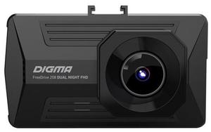 Видеорегистратор Digma FreeDrive 208 DUAL Night FHD