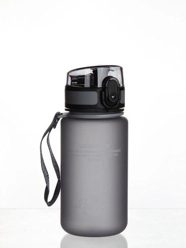 Бутылка для воды UZSPACE Colorful Frosted серый