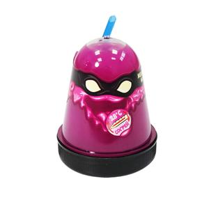 "Слайм Slime ""Ninja"", фиолетовый, меняет цвет на белый, 130г"