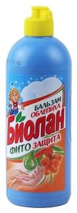Средство для мытья посуды Бальзам Облепиха 450мл БИОЛАН