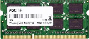 Оперативная память Foxline [FL1600D3S11SL-4G] 4 Гб DDR3