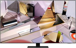 "Телевизор Samsung QE65Q700TAUXRU 65"" (165 см) черный"