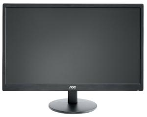 """Монитор AOC E2270SWDN 21,5"""" черный"""