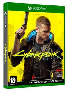 Игра для Xbox One Cyberpunk 2077