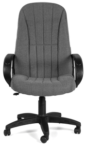 Кресло для руководителя Chairman 685 серый
