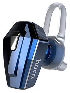 Bluetooth-гарнитура Hoco E17 синий
