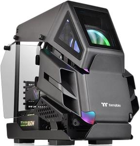 Корпус Thermaltake [CA-1R4-00S1WN-00] AH T200 без БП черный