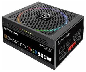 Блок питания Thermaltake SMART PRO RGB [PS-SPR-0850FPCBEU-R] 850 Вт