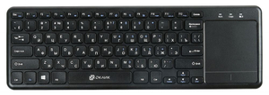 Клавиатура беспроводная Oklick 830ST черный