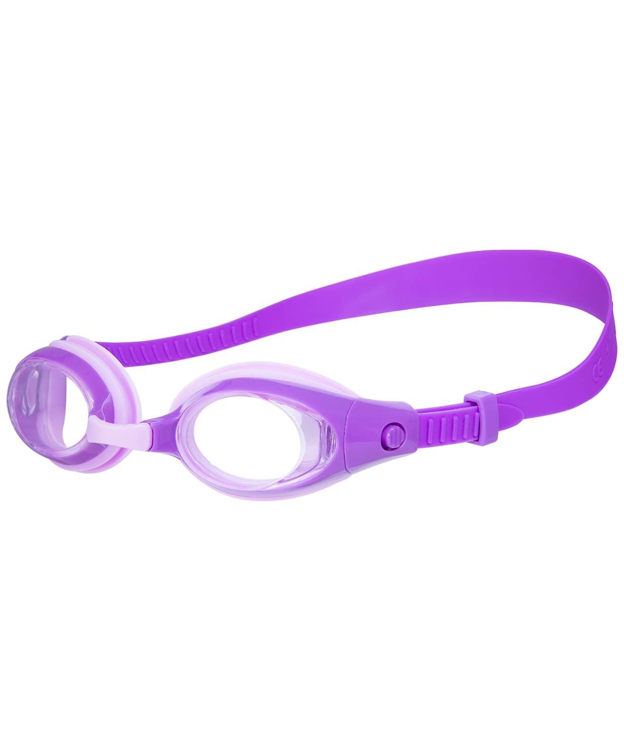 Очки для плавания Flappy Pink/Purple, детские