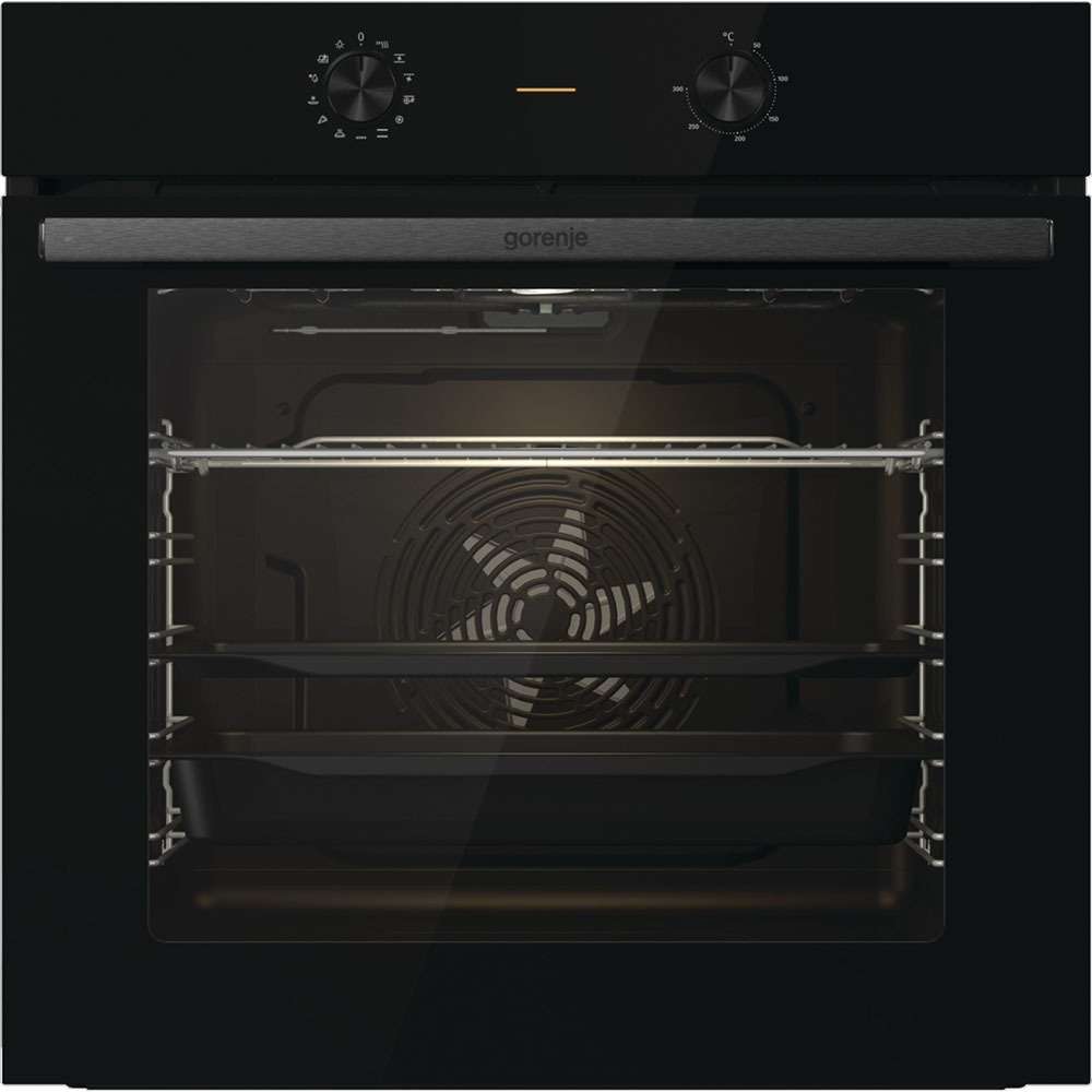 Духовой шкаф Gorenje BO6717E03BG черный