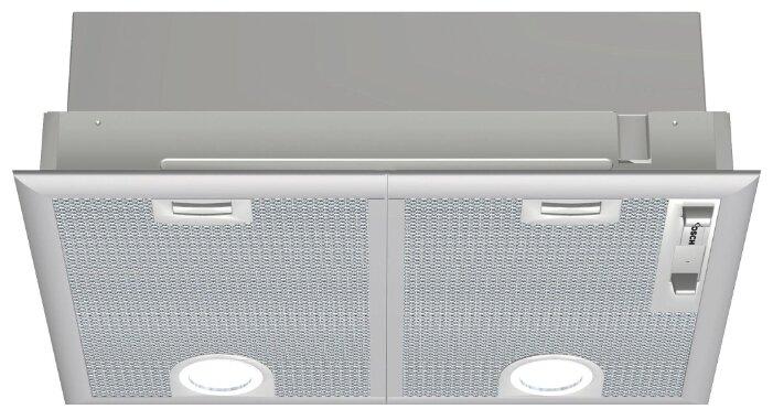 Вытяжка Bosch DHL555BL серебристый