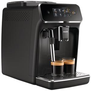 Кофемашина Philips EP2224 Series 2200 черный (б/у не более 2-х недель)