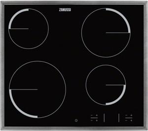 Варочная поверхность Zanussi ZEV56340XB черный