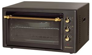 Мини-печь Kraft KF-MO 4562 KBL черный