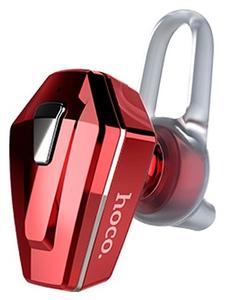 Bluetooth-гарнитура Hoco E17 красный