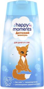 Шампунь мягкий 240мл Happy Moments