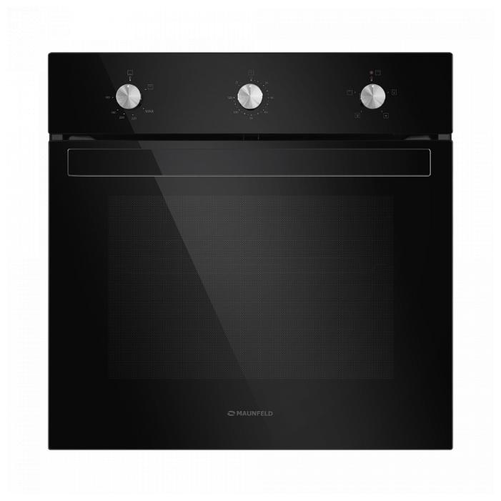 Духовой шкаф MAUNFELD EOGC604B черный