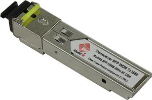 Multico <SFP-1000B 20km SC DDM> Модуль  SFP (Simplex SC,  SM)