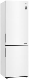 Холодильник LG GA-B459CQCL белый