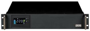 ИБП PowerCom King Pro RM [KIN-1500AP-RM-LCD]