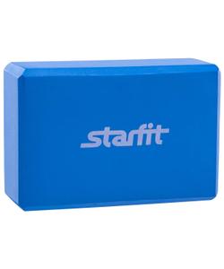 Блок для йоги STARFIT FA-101 EVA, синий 1/50
