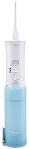 Ирригатор портативный Panasonic EW-DJ10-A520, белый/голубой
