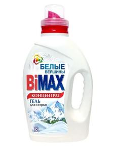Гель для стирки Белые вершины 1.3л Bimax