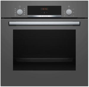 Духовой шкаф Bosch HBF534EH1T серый