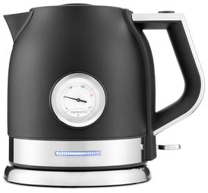 Чайник электрический Kitfort KT-692-1 черный
