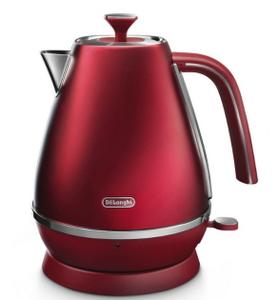 Чайник электрический Delonghi KBI2001.R красный