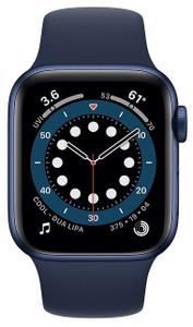 Смарт-часы Apple Watch Series 6 40mm синий