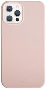 Чехол накладка Uniq для Apple iPhone 12 Pro Max розовый
