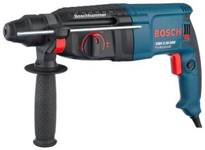 Перфоратор Bosch GBH 2-26 DRE 0611253708 800 Вт