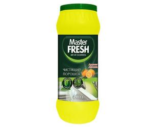 Чистящий порошок Аромат лимона 400г Master Fresh
