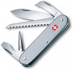 Нож перочинный Victorinox Pioneer (0.8150.26) 93мм 7функций серебристый