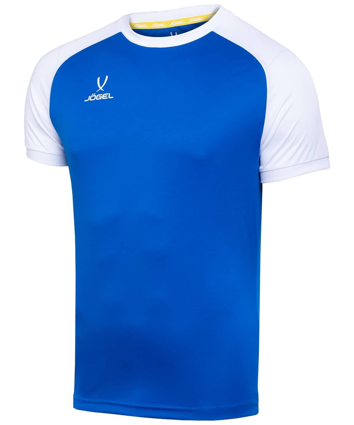 Футболка футбольная CAMP Reglan JFT-1021-071, синий/белый