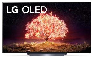 """Телевизор LG OLED55B1RLA 55"""" (138 см) серый"""